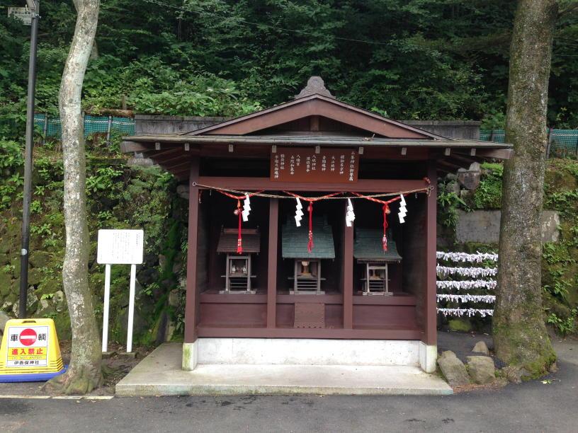 伊香保神社 (8)(1)