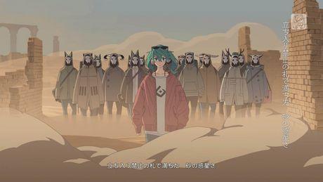 砂の惑星 feat. 初音ミク