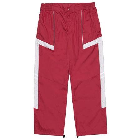 MGL-TR03 ATHLETIC WIDE PANT RED_R