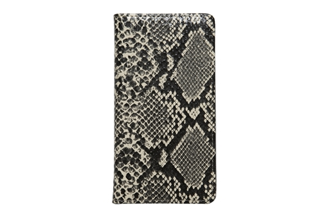 MGL-AC37 BOOK STYLE PYTHON iPhone CASE_R