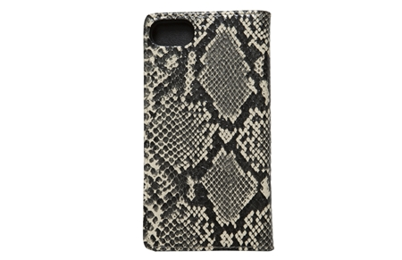 MGL-AC37 BOOK STYLE PYTHON iPhone CASE(2)_R
