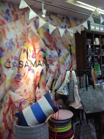 カサマンス入口
