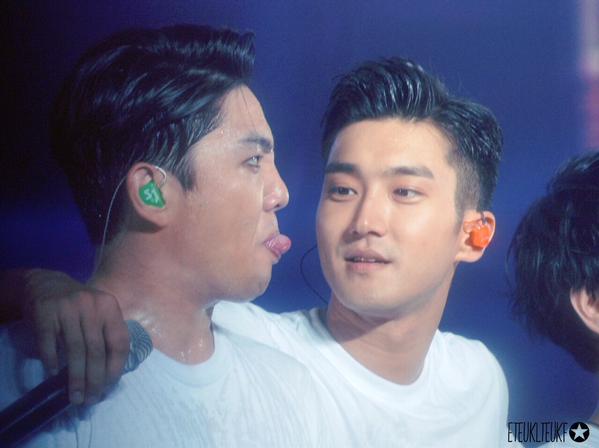 SS6Encore #Kangin #Siwon2