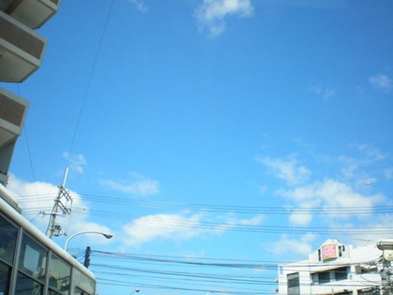 青空10月