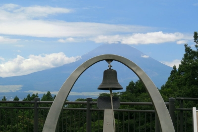 仙石原展望台からの富士a_1