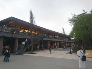 大阪城ホール周辺1