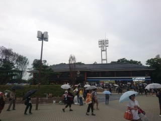 大阪城ホール周辺2