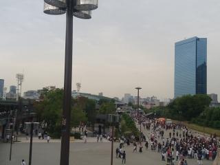 大阪城ホール周辺4