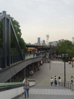 大阪城ホール周辺3