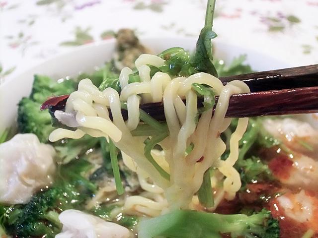 サッポロ麺のおいしさ