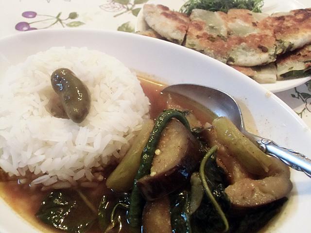 とろとろ野菜のスープカレー