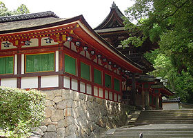 い石上神社K