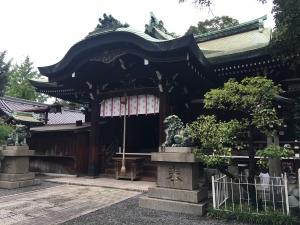 い生根神社