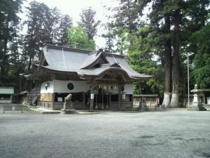 い伊和神社7