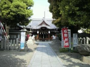 の野江水神社9