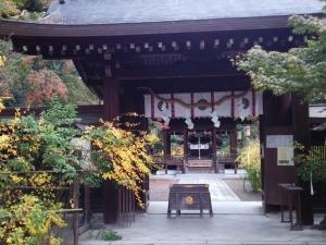梨木神社絵