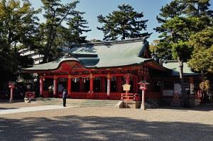 な長田神社I