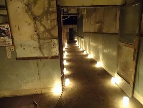 赤平炭鉱浴場跡灯 (1)