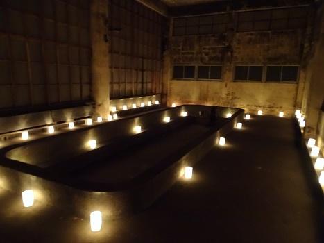 赤平炭鉱浴場跡灯 (2)