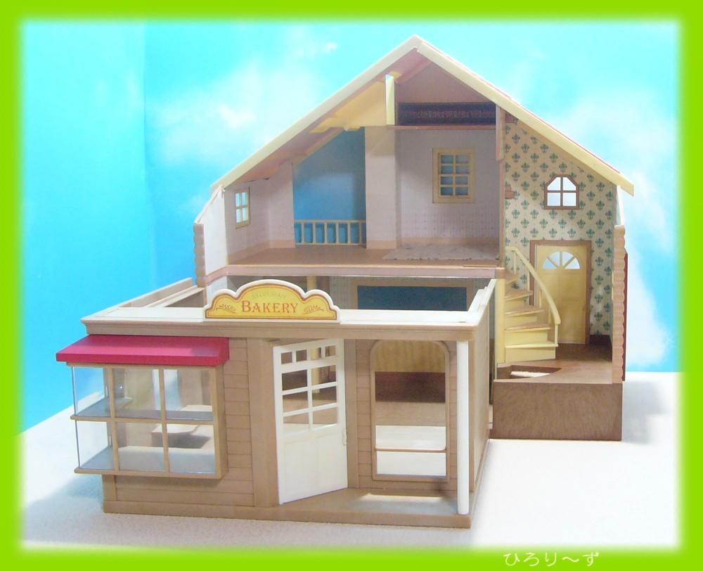 繋がる 赤い屋根の大きなお家 4