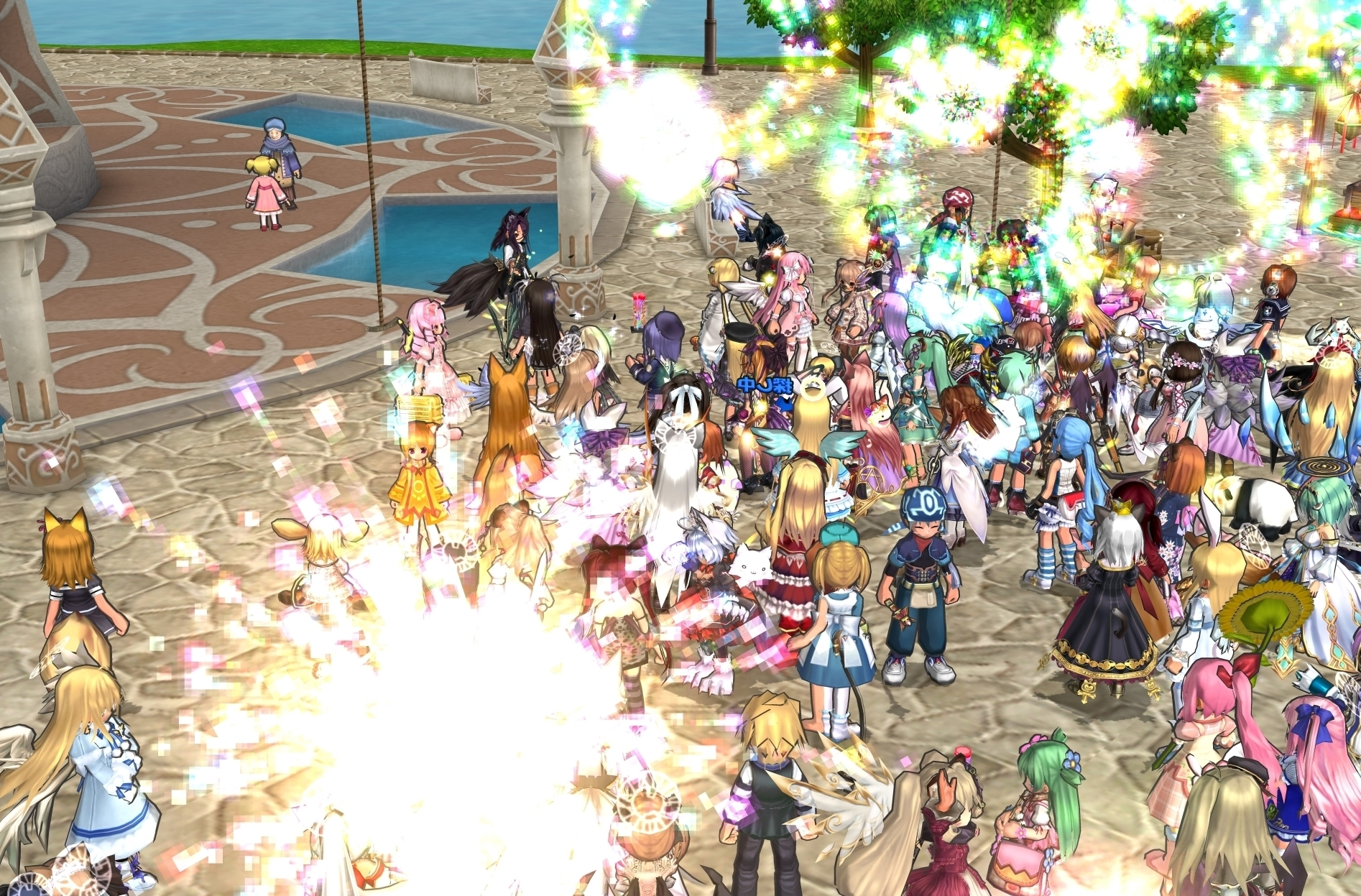 003_5_開会式の花火