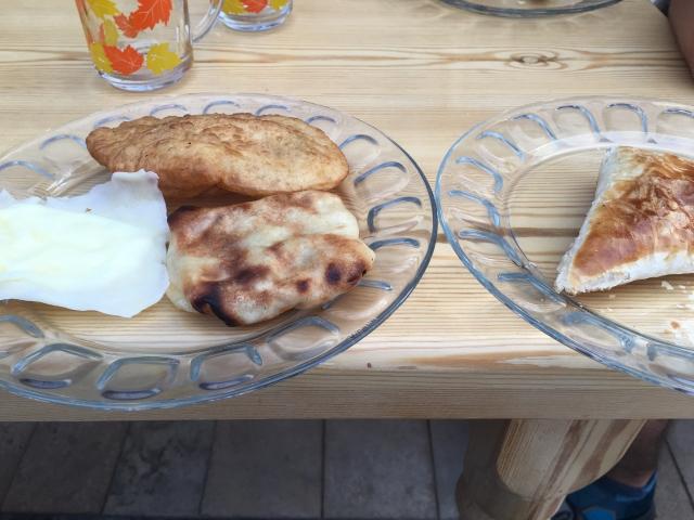 Rumi朝食