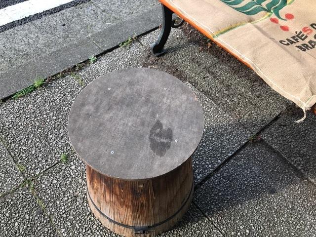 テーブルクロス張り替え (2)