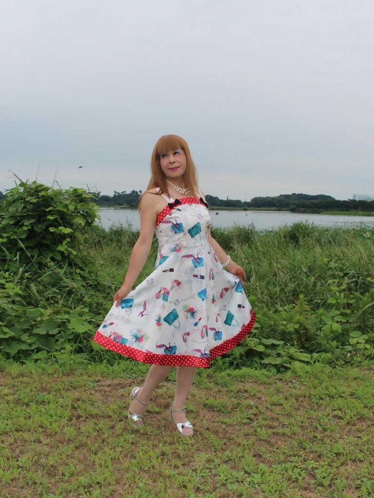 リゾートワンピ湖畔にてA(1)