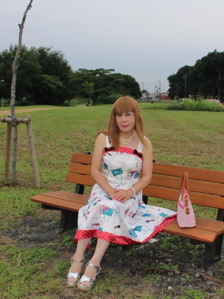 リゾートワンピ湖畔にてB(1)