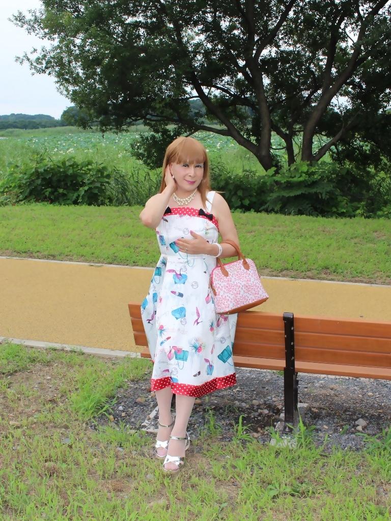 リゾートワンピ湖畔にてB(9)