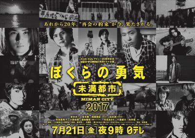 撮影・ロケ地「ぼくらの勇気 未満都市2017」