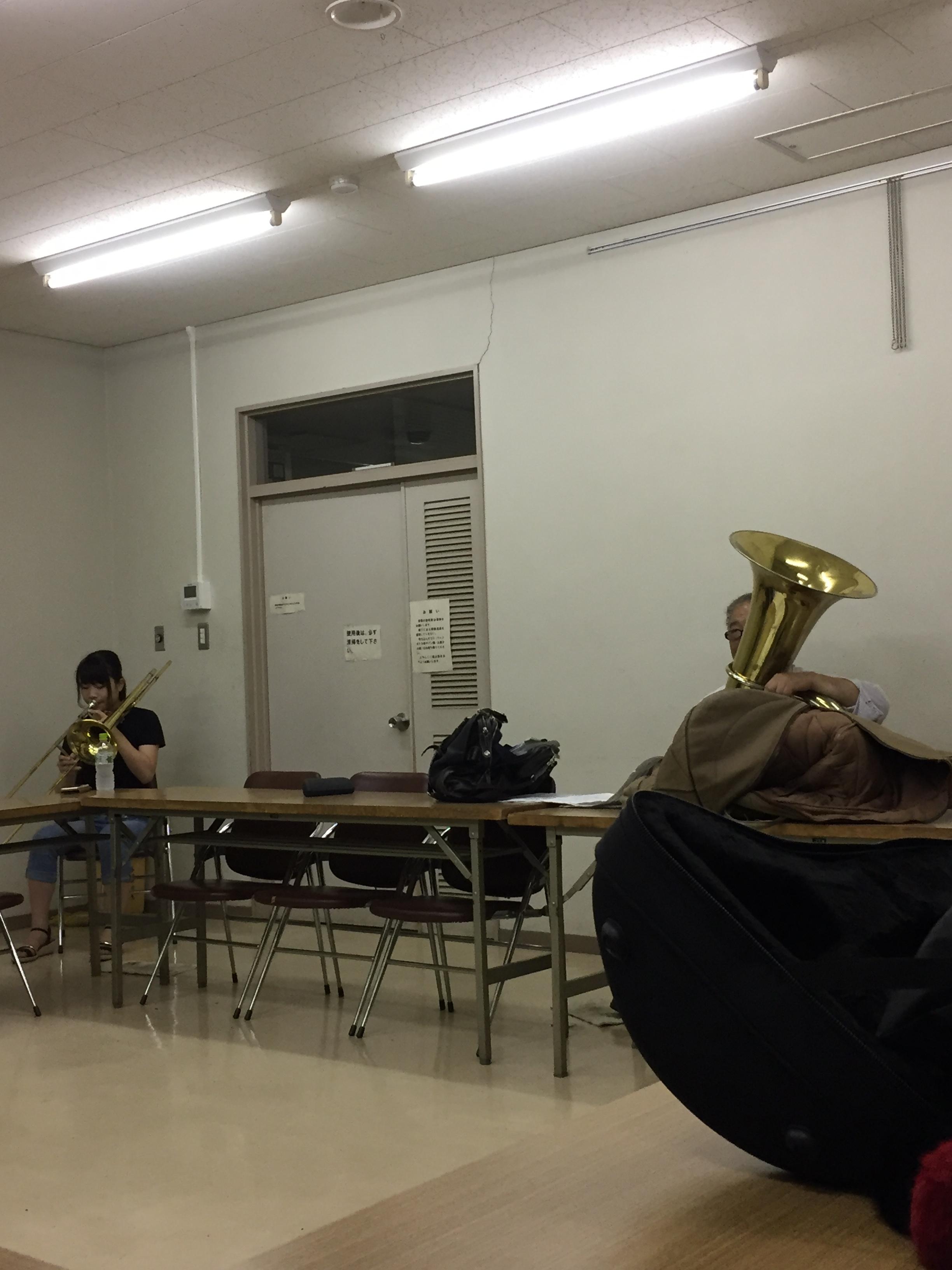 パート練習1