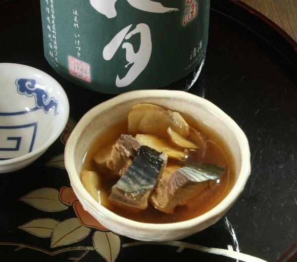 IMG_9874 ハガツオショウガ煮(600x530)