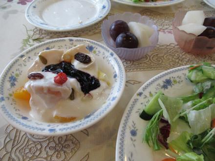 マッキントッシュの朝食