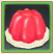 イチゴ味ゼリーチェア