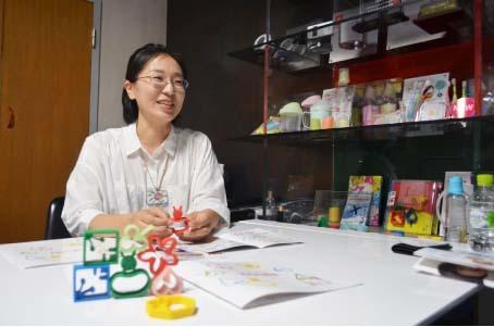中小企業総合展 in GiftShow 出展企業「アイ・シー・アイ・デザイン研究所」の成功事例の紹介ページです