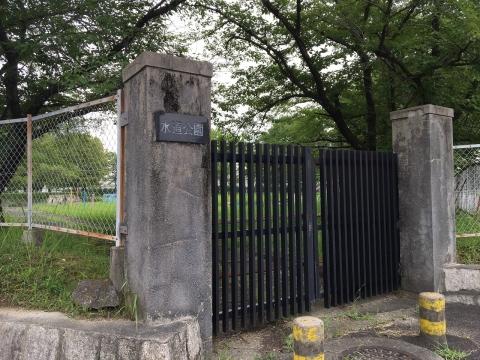 鷹来製造所通用門の一つ20170728