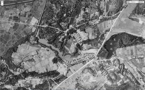 スミスタウン航空写真19590525(昭34)