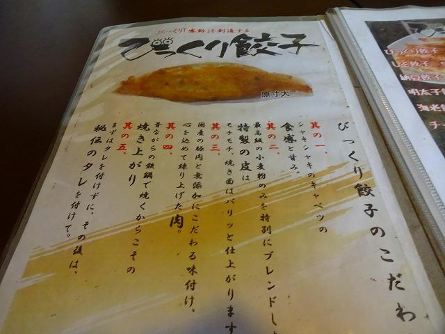 びっくり餃子 北松戸店3 (4)