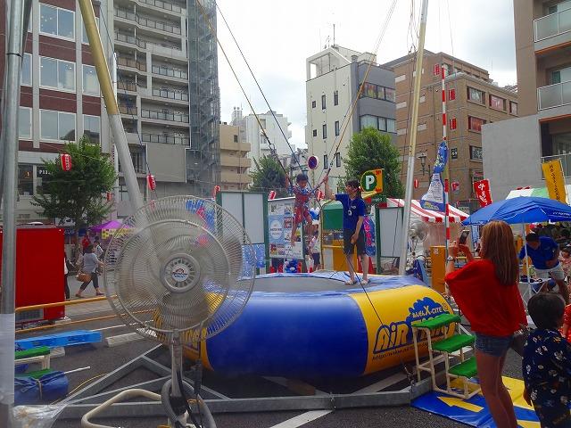 '2017柏祭り サンサン通り (8)