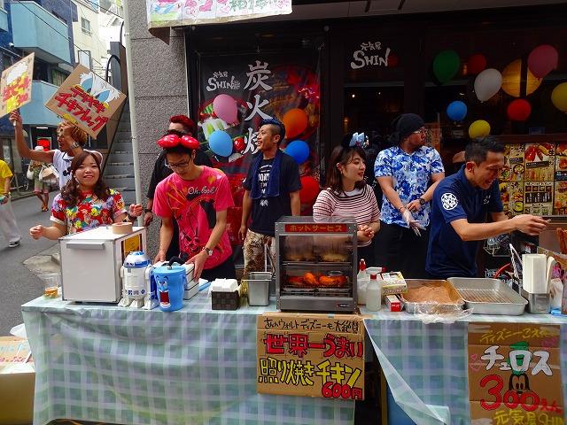 2017柏祭り銀座通り (3)