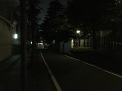 夜の乙女坂③