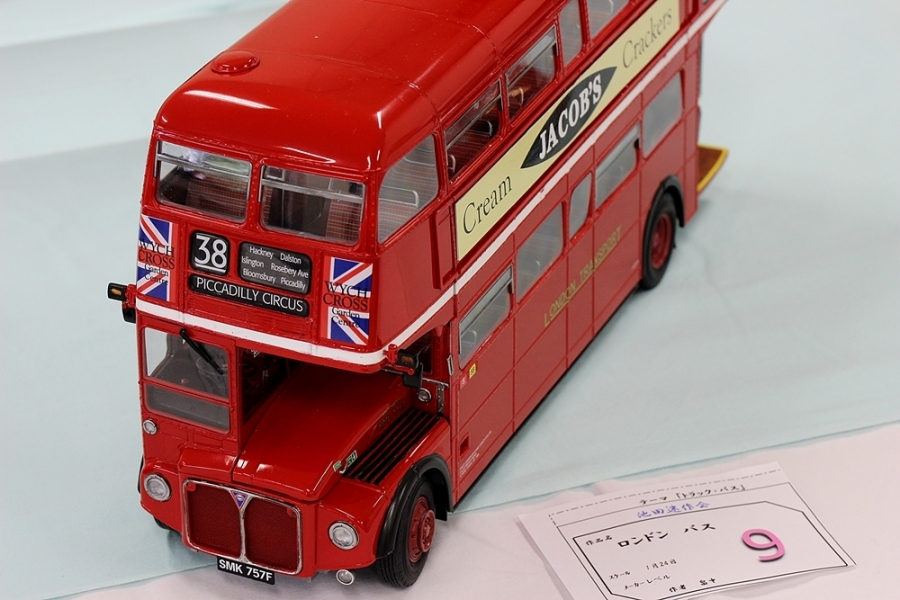ロンドンバス-1