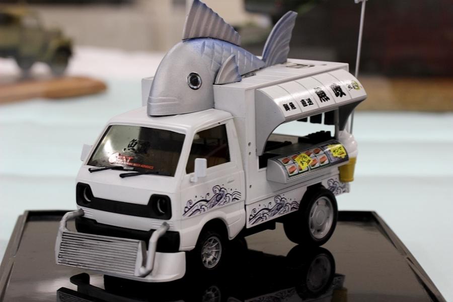魚屋トラック