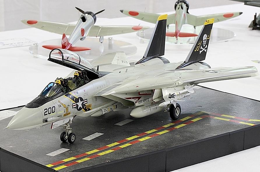 F14トムキャットVF84