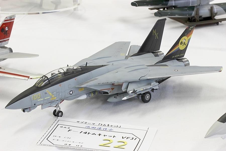 F14トムキャットVF31