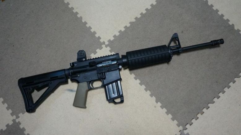 M4A1へ其の4 (4)