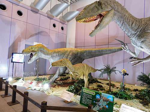 ティラノサウルス生体復元