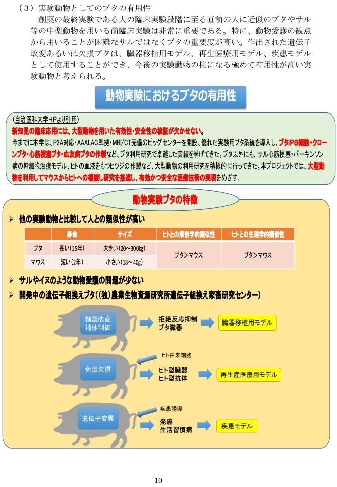 20161017「京都産業大学 獣医学部設置構想について」国家戦略特区ワーキンググループ提案に関するヒアリング (10)