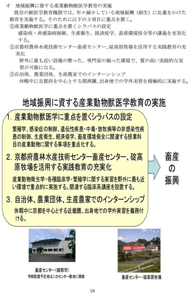 20161017「京都産業大学 獣医学部設置構想について」国家戦略特区ワーキンググループ提案に関するヒアリング (18)